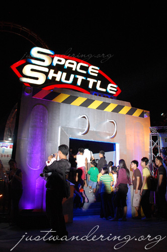 Space Shuttle Max