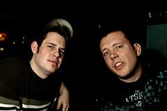 IMG_9751 (Scolirk) Tags: show charity music ontario rock bar burlington canon eos rebel punk ska band corporation event bands 500d panamared thejohnstones keepin6 t1i rockawaycancer