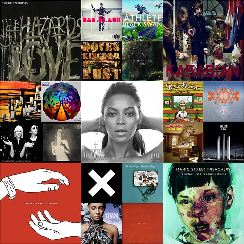 favorite albums of 2009