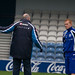 QPR Training-Paul Hart & Ben Watson