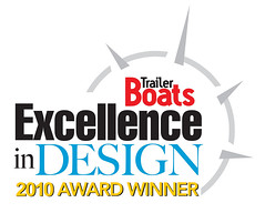 Wakesetter VLX Earns Excellence in Design Award