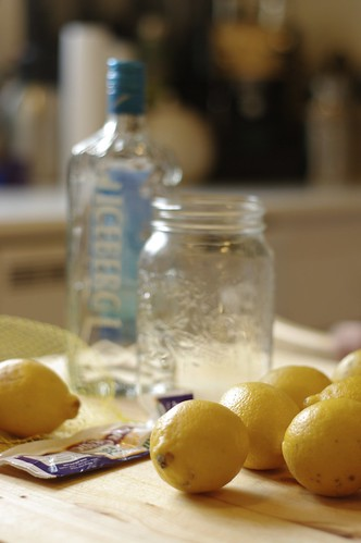 Making Limocello