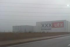 XXX Lutz Zentrallager (austrianpsycho) Tags: highway autobahn a1 xxx halle gebude lager lutz xxxlutz zentrallager sattledt xxxlutzzentrallager