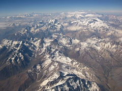 The Andes, From Above