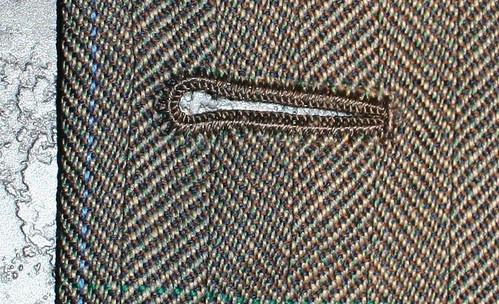 buttonhole front