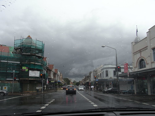 Storm over Mosman