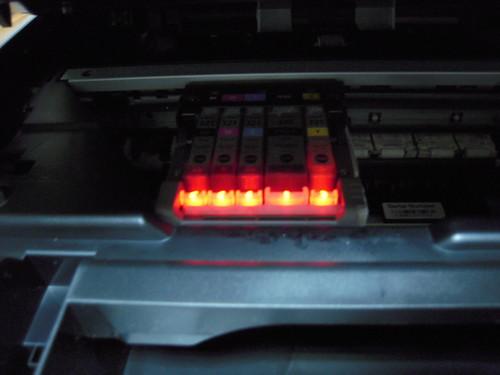 CanonキヤノンPIXUS MP640