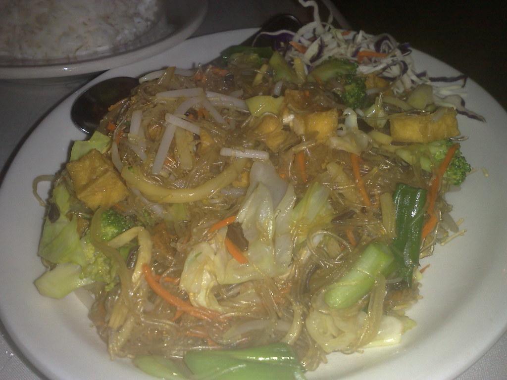 Pad Woon Sen Tofu