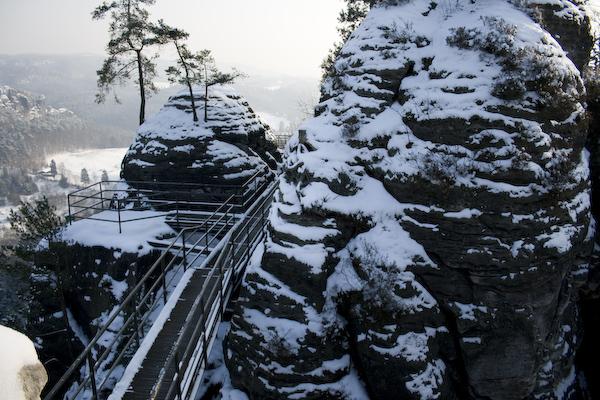 Sächsische Schweiz: Bastei