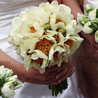 Best Flower Wedding Ideas of 2009