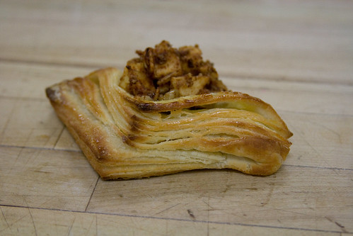 vol au ven danish apple