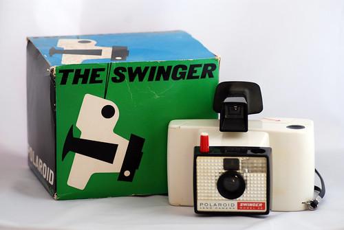 Polaroid swinger pictures