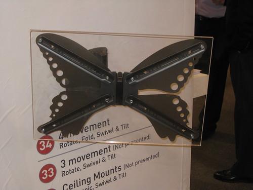 Butterfly Mount