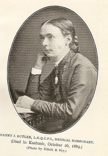 Fanny Jane Butler (1850-1889)