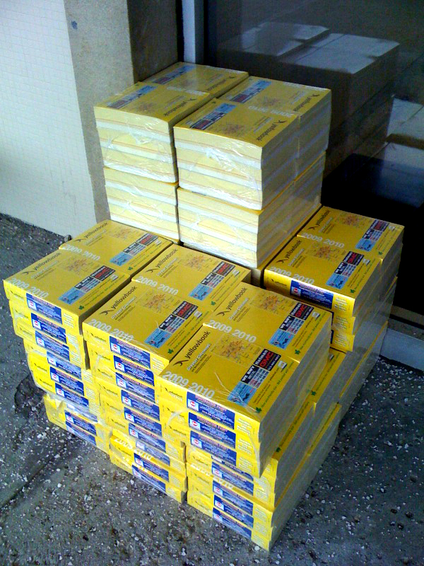 CincyBell phone books