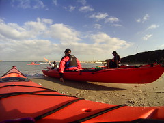 PICT0007 (ShaharEvron) Tags: telaviv kayaking symposium levyam goprosurfhero