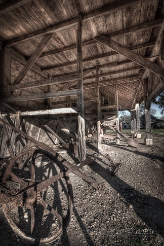 Barn, Johnson City, Texas