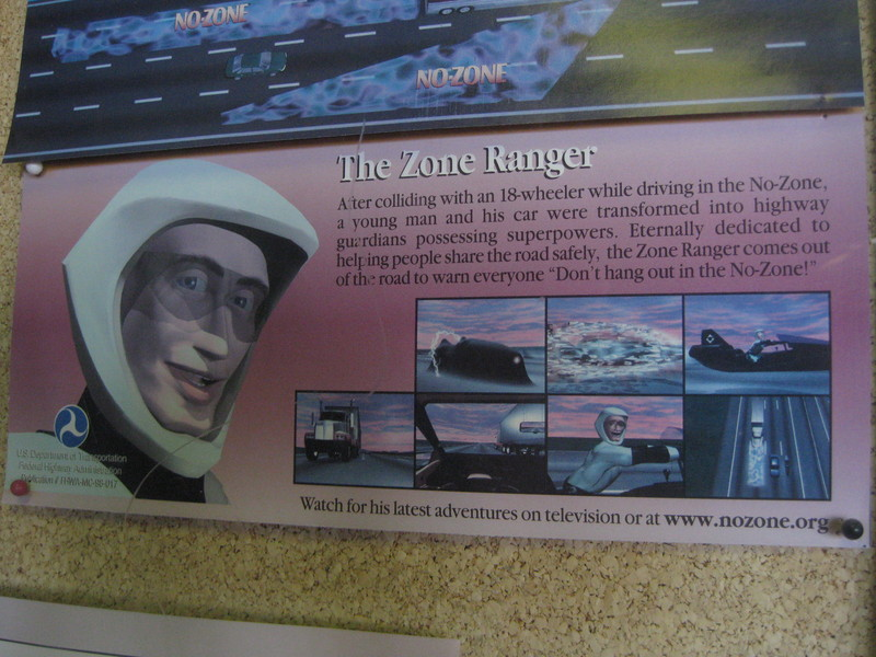The Zone Ranger