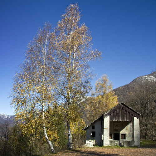 Alpe Mera, Little Church #1