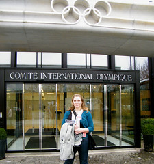 Tour of IOC Headquarters
