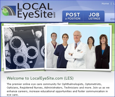 Local EyeSite gets visit from Sales Rescue Team