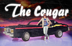 "Mercury Cougar 1973 from ""The Cougar"""