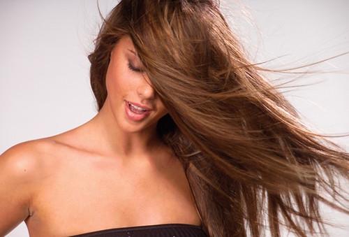 balaiagem nos cabelos