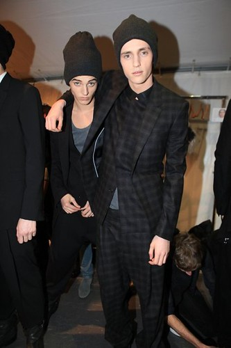 Robbie Wadge3225_FW10_Paris_Kris Van Assche BS(Dazed Digital)