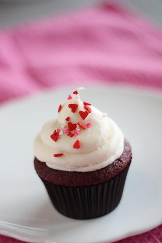 Red Velvet Cupcake - Cupcake Chic (Springville, utah)
