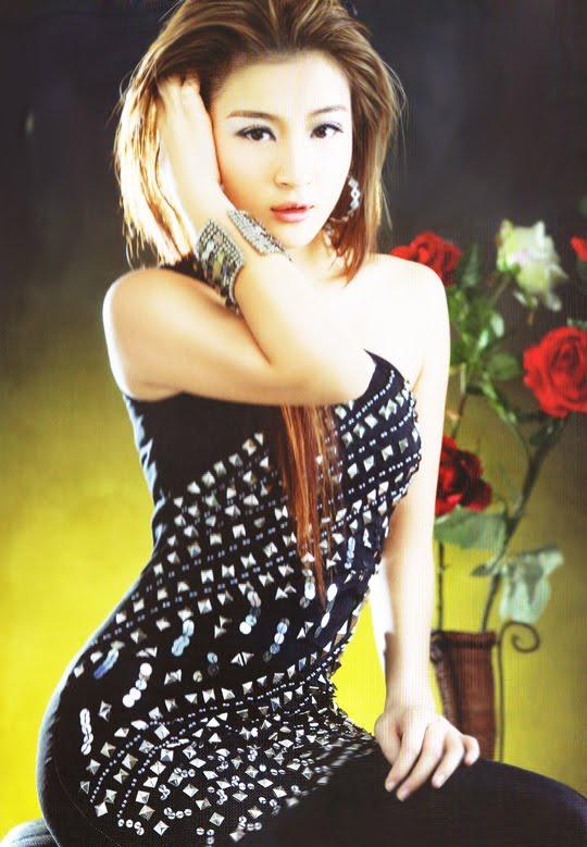 Sexy Myanmar Model Wit Mone Shwe Yee