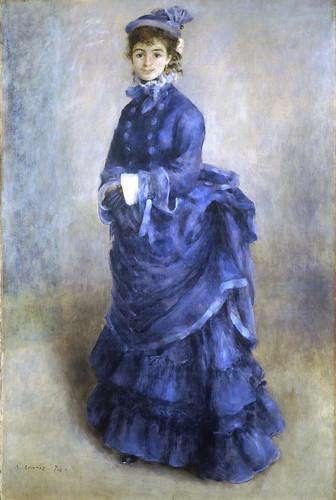 5 Pierre-Auguste Renoir - La Parisienne, 1874_PR