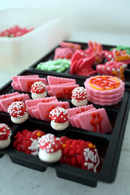 CNY Gum Paste