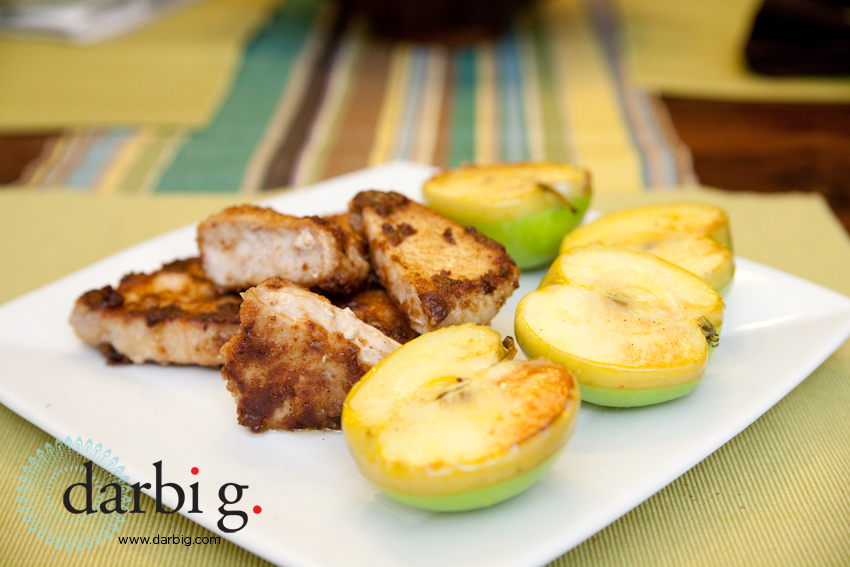 Pork chops apples-166