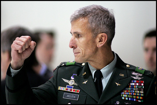 Special Forces Chief Warrant Officer 5 Dan Jollota 2