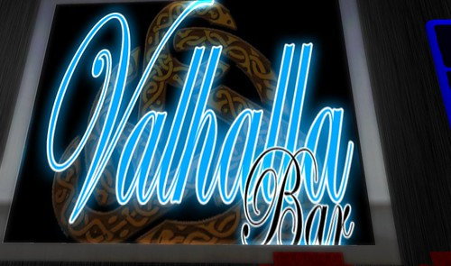 valhalla bar in second life