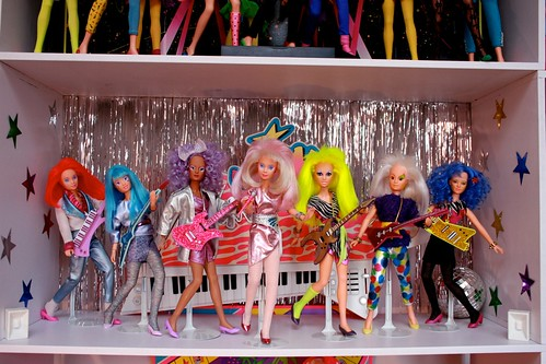 Original Jem dolls