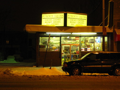 Petworth Liquors