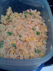 Leftover fried rice 35/365