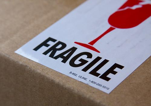 035/365 Fragile gift