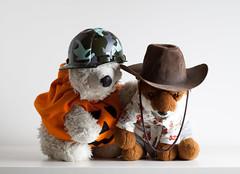 Naturists (The Fox and the Polar Bear) Tags: clothes outfits naturists mrfox mrspolarbear wwwthefoxandthepolarbearcouk
