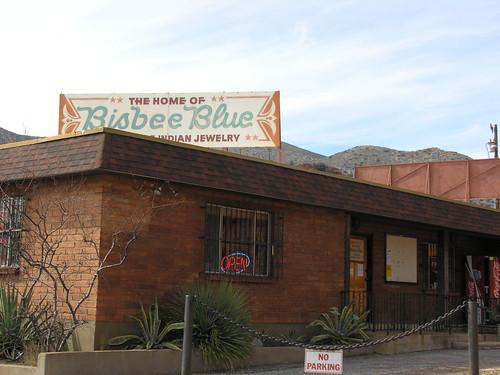 Bisbee Blue