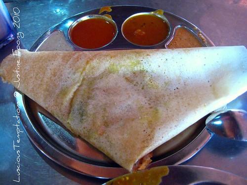 Marsala Thosai - Devi's Corner, Bangsar
