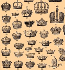 Brockhaus and Efron_Encyclopedic Dictionary--close-up (Double--M) Tags: illustration vintage russia crown coronet dictionary 1918 encyclopedia headdress diadem brockhausandefron brockhausefron