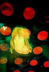 Erica reveals attitude (Lomo-Cam) Tags: playground lomo lca lomography colorsplashflash polkadots lcarl ericabulliskuschel lerougeboutique