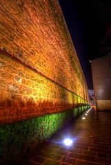 Way of Light HDR (HD Photographie) Tags: pentax ardennes sp ii di if metropolis af tamron mur hdr ld cinma aspherical charlevillemzires f3545 k10d 1024mm hdraward
