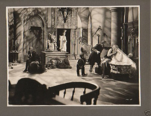 SEVEN FOOTPRINTS TO SATAN (1929) still