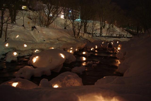 小樽雪あかりの路-4