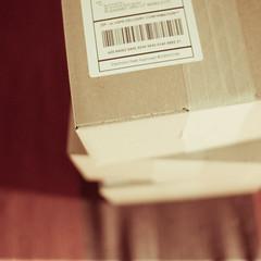 52/365 (Nathiya) Tags: boxes shipping