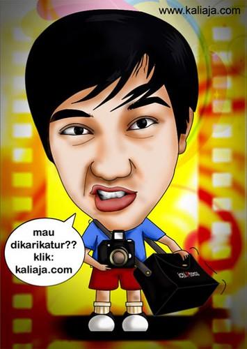 karikatur fotografer 2