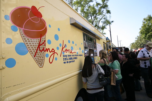 King Kone Ice Cream Truck